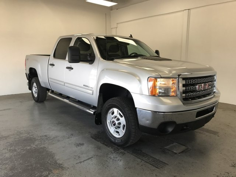 GMC Sierra 2500HD 2012 price $36,995