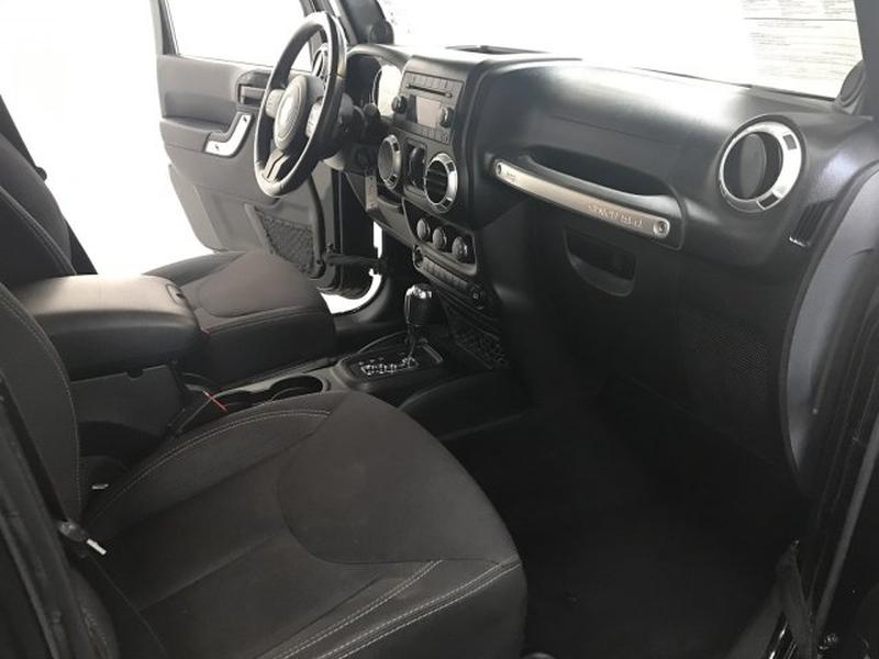 Jeep Wrangler Unlimited 2013 price $27,745