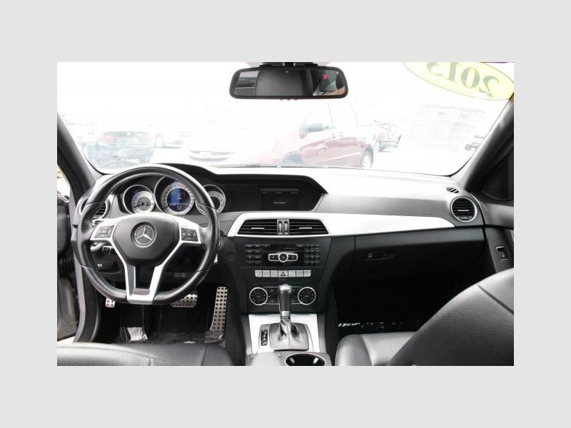 Mercedes-Benz C-Class 2013 price $15,998