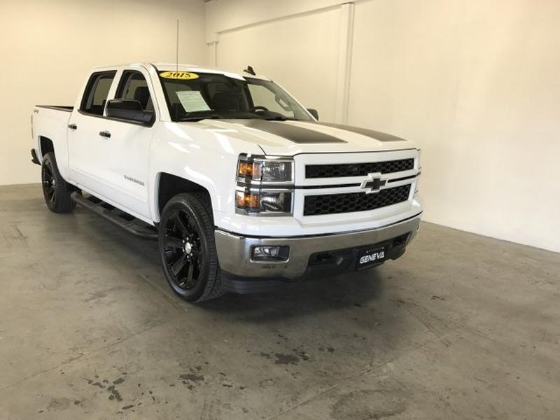Chevrolet Silverado 1500 2015 price $30,998