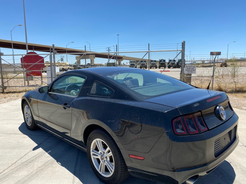 Ford Mustang 2014 price $13,800
