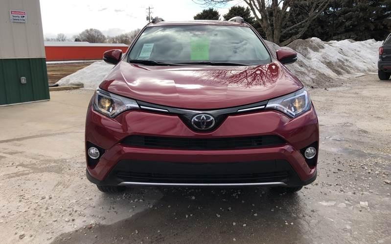 Toyota RAV4 2018 price $21,900