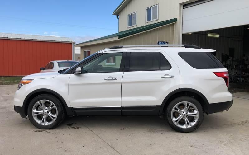 Ford Explorer 2014 price $19,900