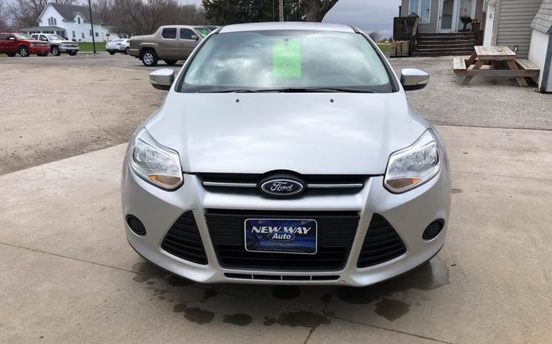 Ford Focus 2013 price $6,499