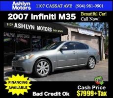 INFINITI M35 2007