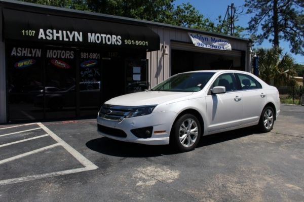 FORD FUSION 2012