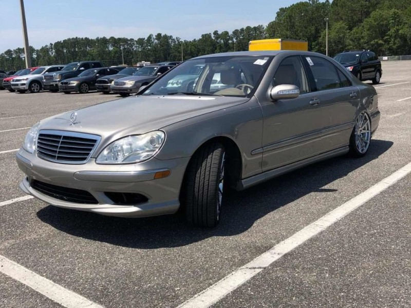 Mercedes-Benz S-Class 2006 price $5,995