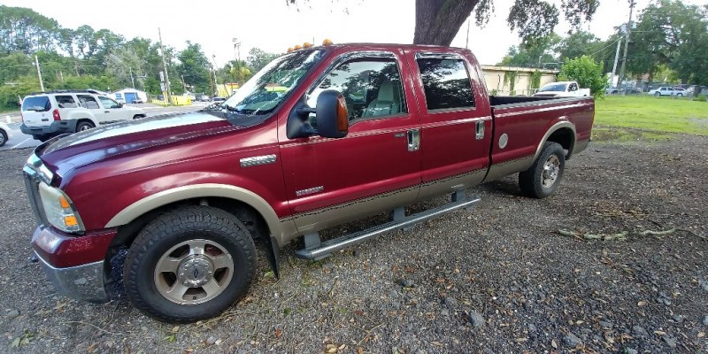 Ford Super Duty F-250 2005 price $7,995