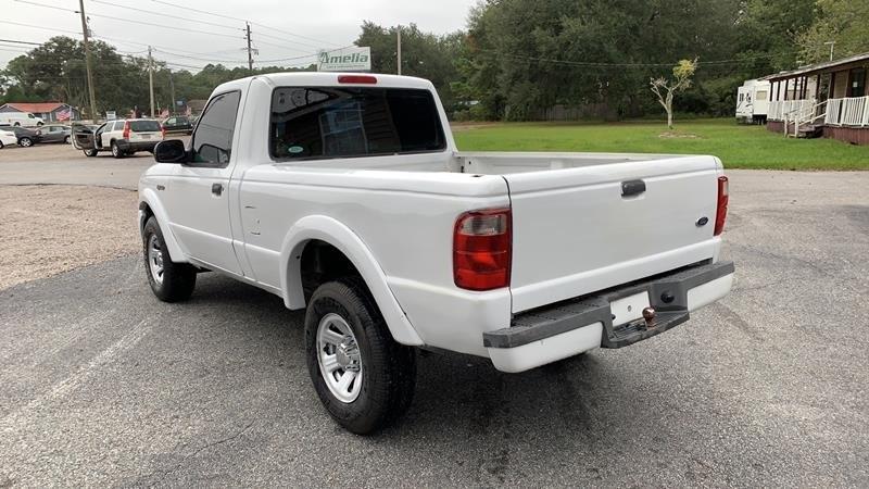 Ford Ranger 2004 price $4,488