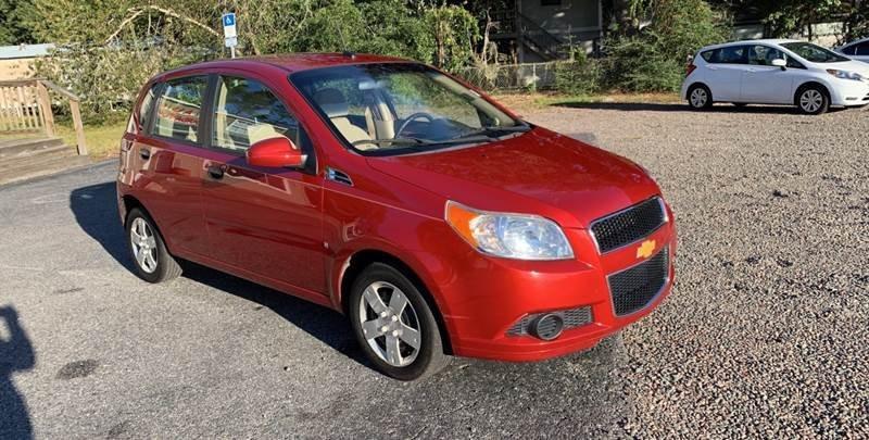 Chevrolet Aveo 2009 price $4,595