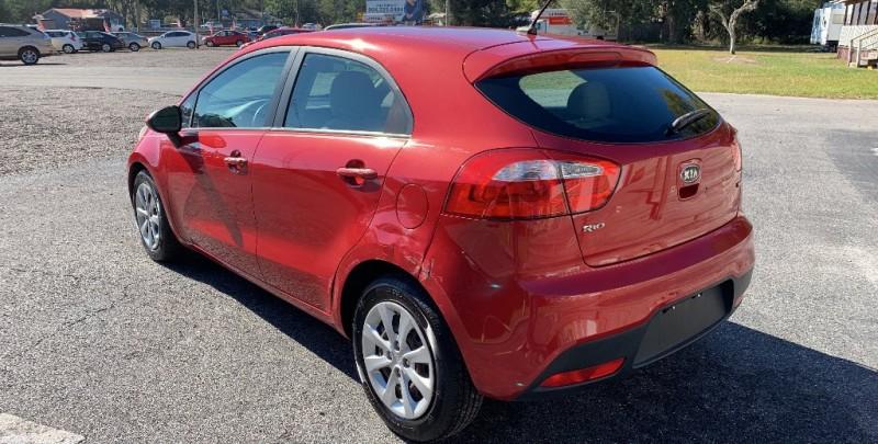 Kia Rio 2013 price $6,988