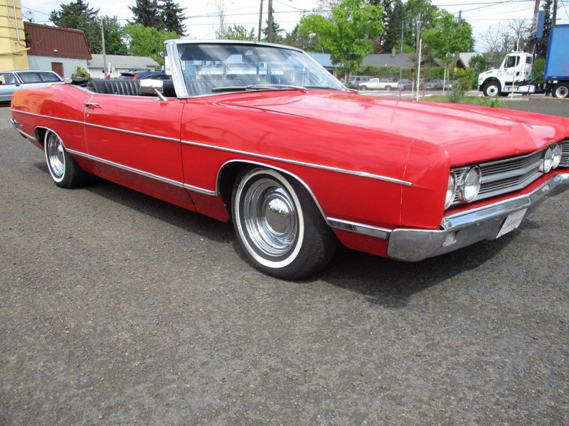 FORD GALAXIE 500 1969 price $11,500