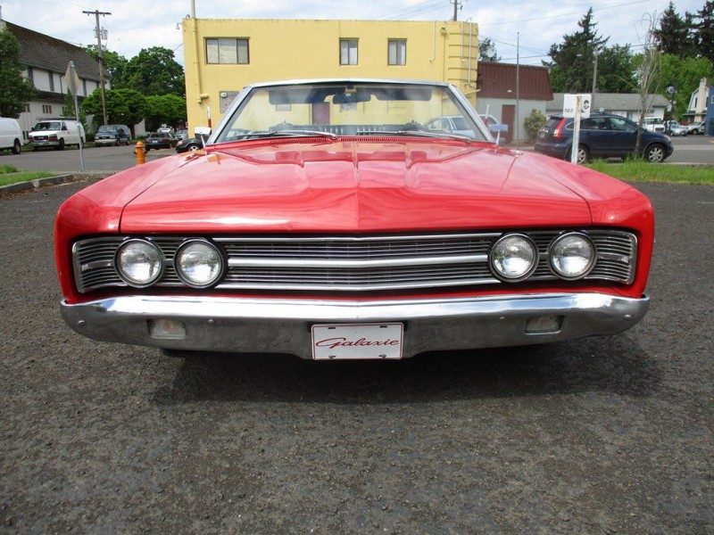 FORD GALAXIE 500 1969 price $11,999