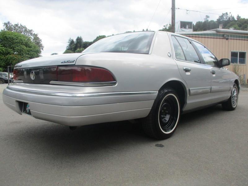 MERCURY GRAND MARQUIS 1992 price $3,250