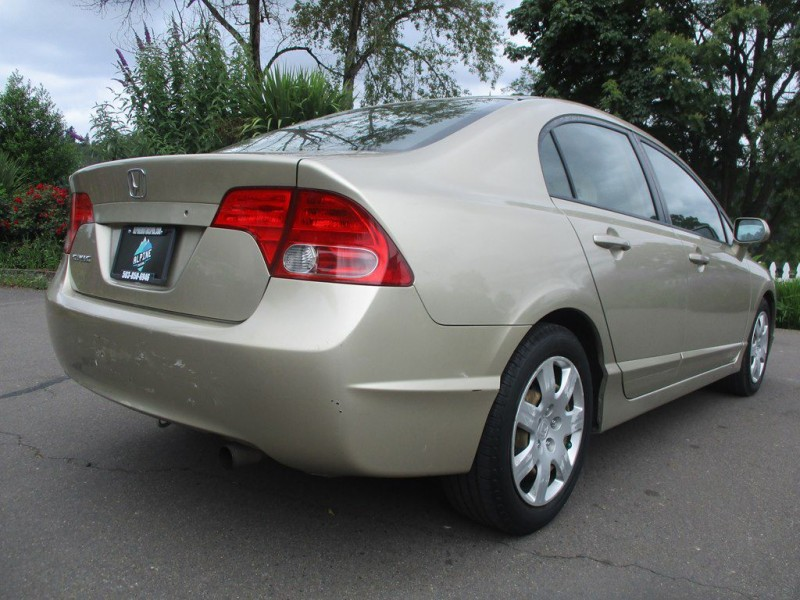 HONDA CIVIC 2008 price $6,500