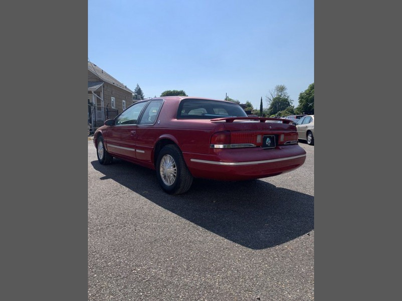 MERCURY COUGAR 1997 price Call for Pricing.