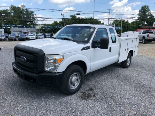 2013 Ford Super Duty F-350 SRW