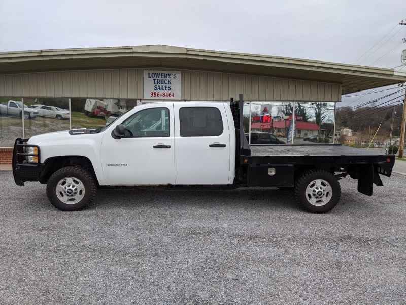 Chevrolet Silverado 2500HD 2013 price $18,900