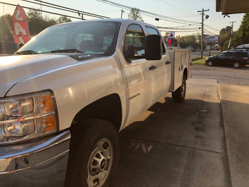 Chevrolet Silverado 2500HD 2013 price $20,900