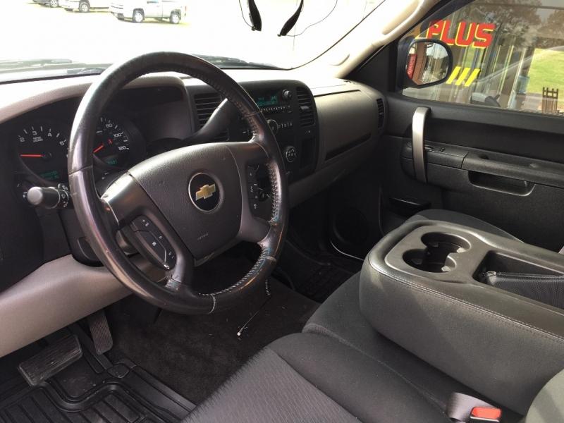 Chevrolet Silverado 1500 2012 price $11,900