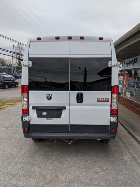 RAM ProMaster Cargo Van 2017 price $22,900