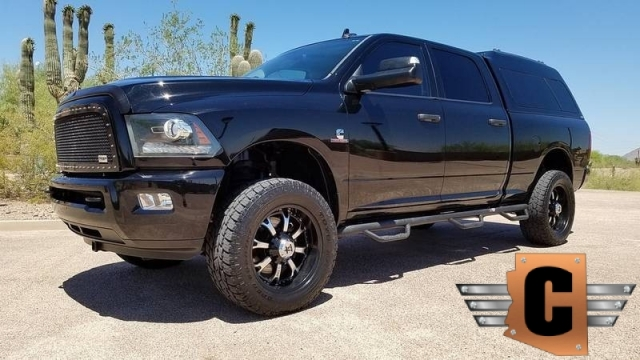 2014 Dodge Ram 2500 4WD 6.7L Loaded With Many Extras