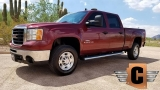 GMC Sierra 2500HD 4WD Super Clean! 2009