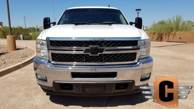 2013 Chevrolet Silverado 2500HD 4X4 GAS