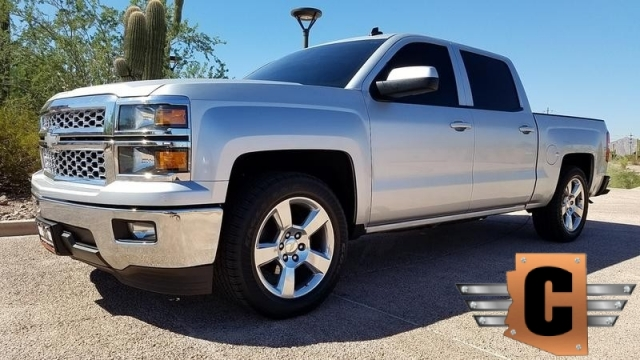 2014 Chevrolet Silverado 1500 2WD Very Clean!