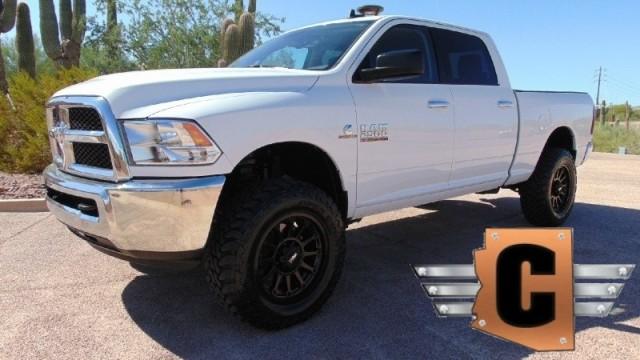 2016 Dodge Ram 2500 383 HP Clean Diesel