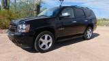 Chevrolet Tahoe 5.3L Flex Fuel 2011
