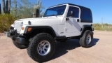 Jeep Wrangler Fuel Sipper 4 CYL Manual Transmission 1998