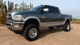 Dodge 2500 6.7L Clean Diesel Lifted/Wheels/Tires 2013