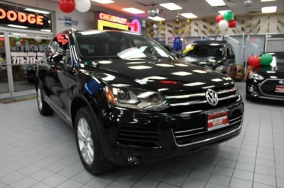 2013 Volkswagen Touareg VR6 Executive AWD 4dr SUV