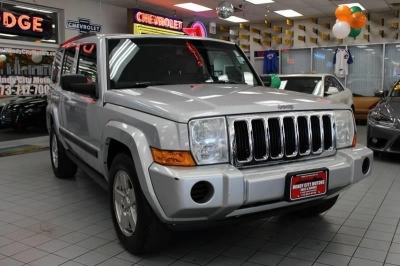 2007 Jeep Commander Sport 4dr SUV 4WD