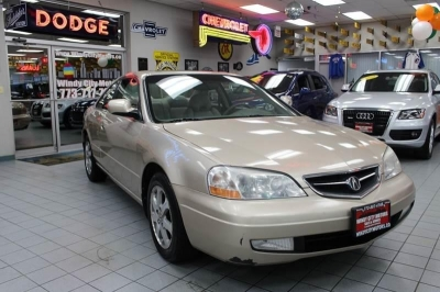 2001 Acura CL 3.2 2dr Coupe w/Navigation