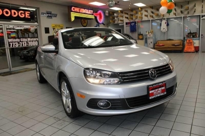 2012 Volkswagen Eos Executive SULEV 2dr Convertible