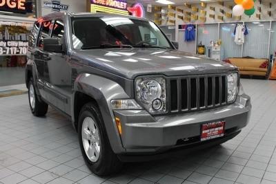 2012 Jeep Liberty Sport 4x4 4dr SUV