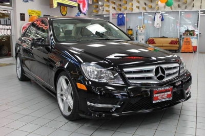 2012 Mercedes-Benz C-Class C 300 Sport 4MATIC AWD 4dr Sedan