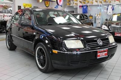 2004 Volkswagen Jetta GL 4dr Sedan