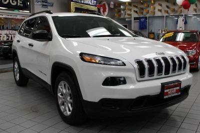 2015 Jeep Cherokee Sport 4x4 4dr SUV