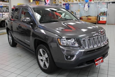 2016 Jeep Compass High Altitude 4x4 4dr SUV