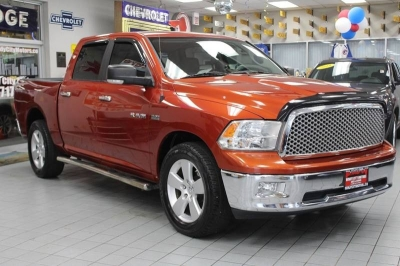 2009 Dodge Ram Pickup 1500 SLT 4x2 4dr Crew Cab 5.5 ft. SB