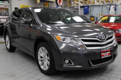 2015 Toyota Venza XLE 4cyl 4dr Crossover