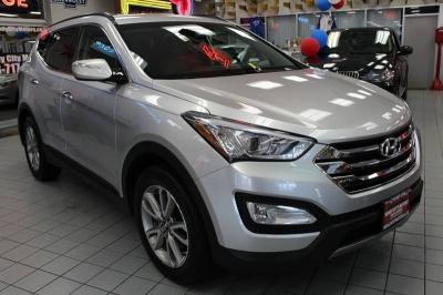 2014 Hyundai Santa Fe Sport 2.0T AWD 4dr SUV