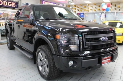 2014 Ford F-150 FX4 4x4 4dr SuperCab Styleside 6.5 ft. SB