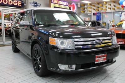 2011 Ford Flex Limited AWD 4dr Crossover