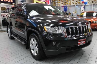 2011 Jeep Grand Cherokee Laredo 4x4 4dr SUV