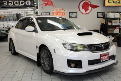 2011 Subaru Impreza WRX Premium AWD 4dr Sedan