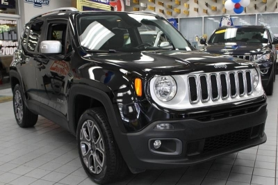 2015 Jeep Renegade Limited 4X4 4dr SUV